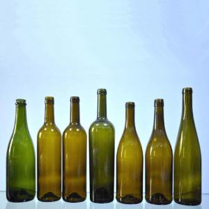 Popular Glass Wine Bottles Over the World